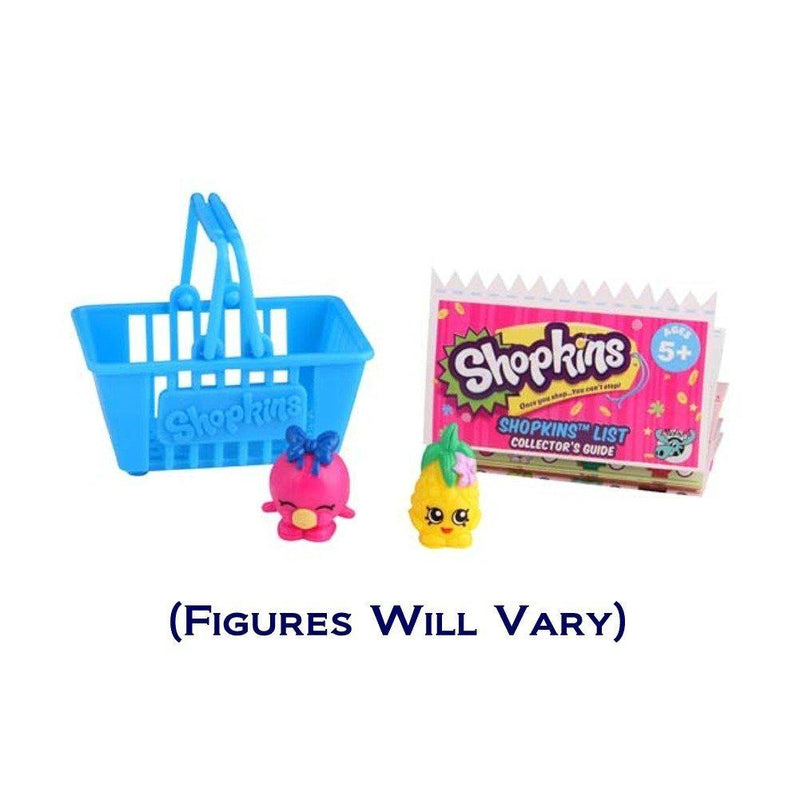 Shopkins Shopping Basket - Season 1, Multi Color