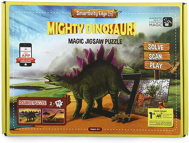 SMRT1026 EDGE JURASSIC WONDERS PACK