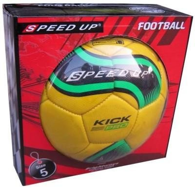 Speed Up Kick Pro Foot Ball Size: 5 (Colors may Vary)