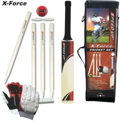 Speed Up Size 4 X-Force Combo Cricket Kit