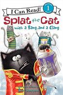 Splat the Cat with a Bang and a Clang (I Can Read Level 1) Paperback