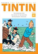 THE ADVENTURES OF TINTIN VOL 4 HB