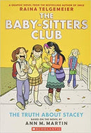 THE BABY SITTERS CLUB GRAPHIX 02 THE TRUTH ABOUT STACEY