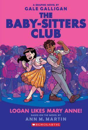 THE BABY SITTERS CLUB LOGAN LIKES MARY ANNE