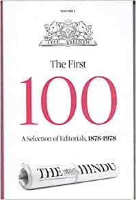 THE FIRST 100 1878-1978