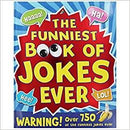THE FUNNIES BOOK OF JOKES EVER