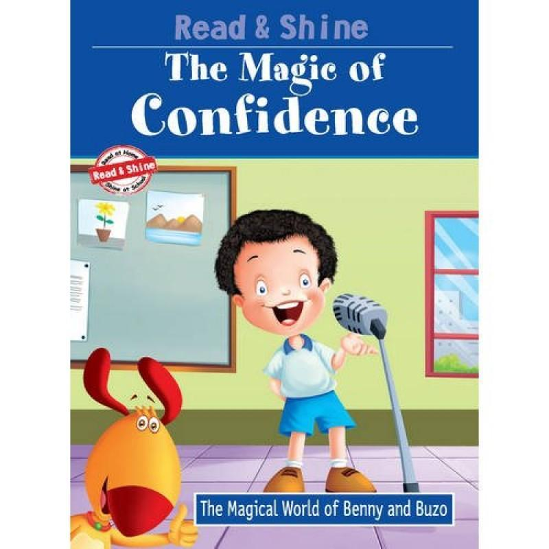 THE MAGIC OF CONFIDENCE