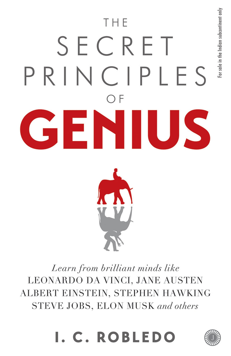The Secret Principles of Genius Paperback