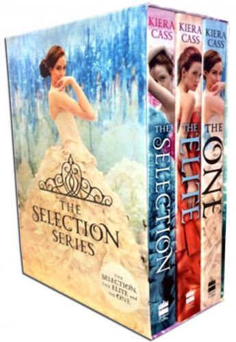 THE SELECTION SERIES 3 BOX SET