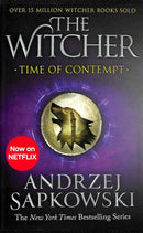 THE WITCHER TIME OF CONTEMPT