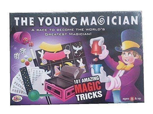 THE YOUNG MAGICIAN-EG