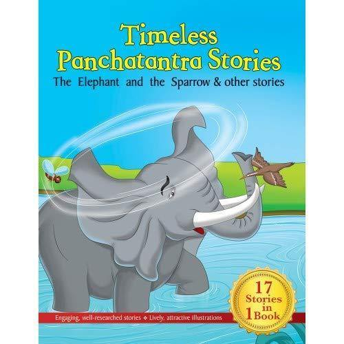 TIMELESS PANCHATANTRA STORIES 17 IN 1