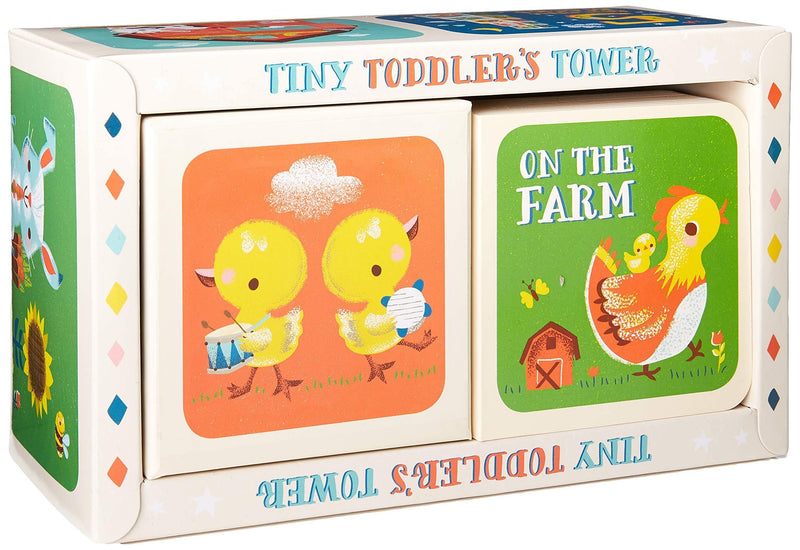 TINY TODDLERS TOWER ON THE FARM