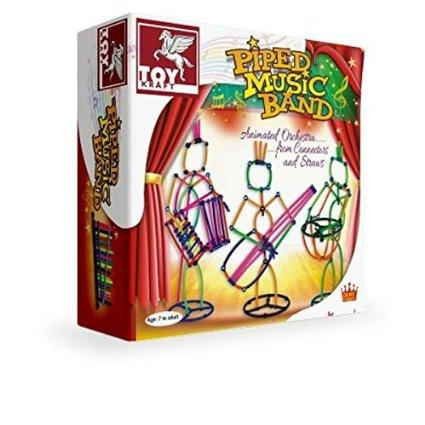 Toy Kraft Piped Music Band, Multi Color