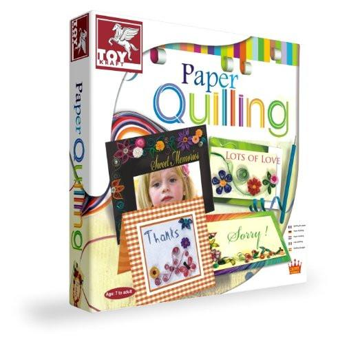 ToyKraft Paper Quilling