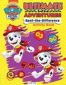ULTIMATE ADVENTURE ACTIVITY BOOK