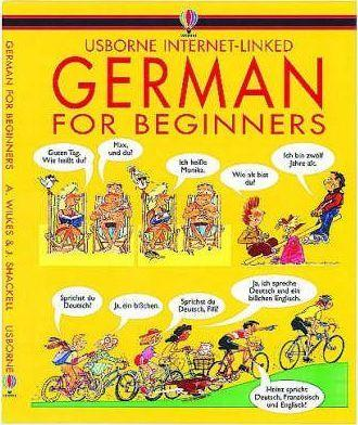 USBORNE GERMAN FOR BEGINNERS