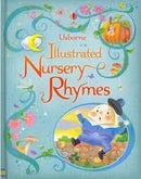 USBORNE ULLUSTRATED NURSERY RHYMES
