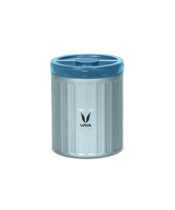 VAYA 500ML PRESERVE FOOD JAR BLUE