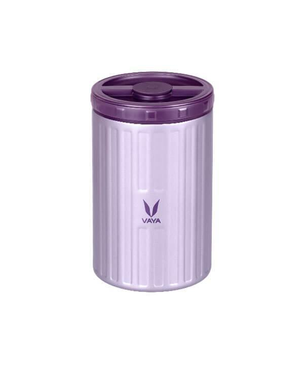 VAYA 700ML PRESERVE FOOD JAR PURPLE