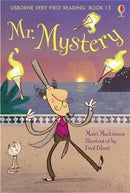 VERY FIRST READING MR MYSTERY