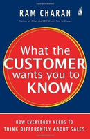 WHAT THE CUSTOMER WANTS YOU-PB