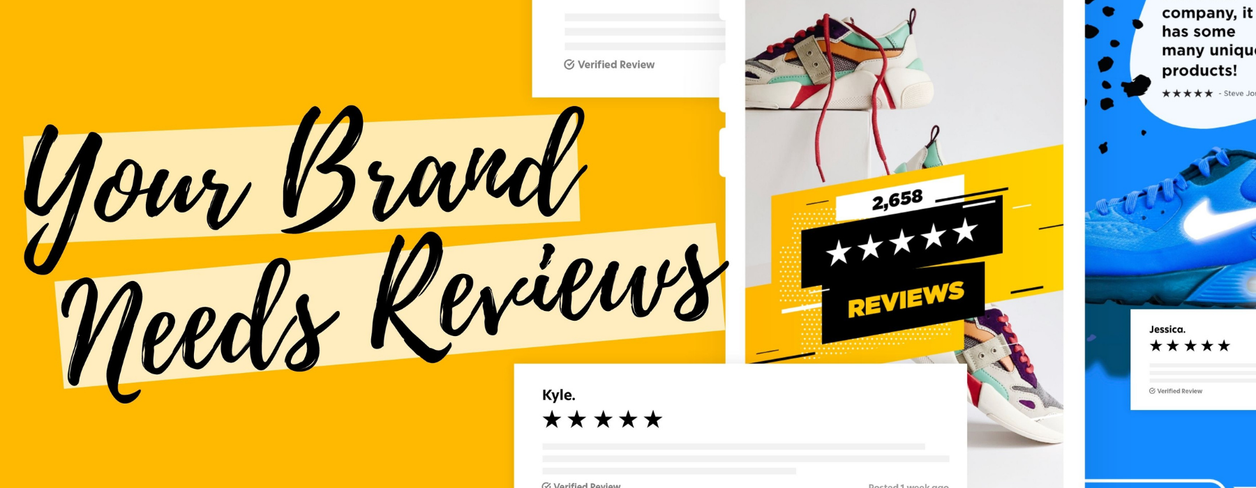 5 Reasons Why Your Brand Needs Reviews