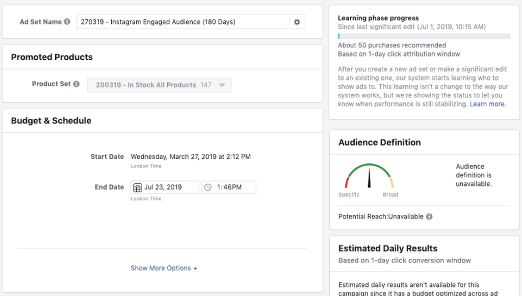 Facebook Ad Updates - August Edition