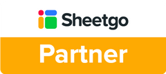 Sheetgo Partner Badge