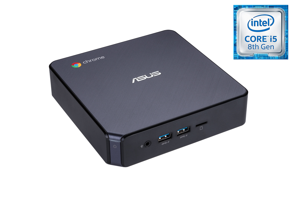 ASUS Chromebox 3-N005U: Intel® Core™ i5 8GB RAM 128GB SSD