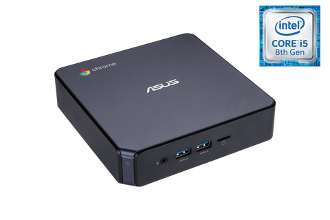 ASUS Chromebox 3-N051U: Intel® Core™ i5 8GB RAM 64GB SSD