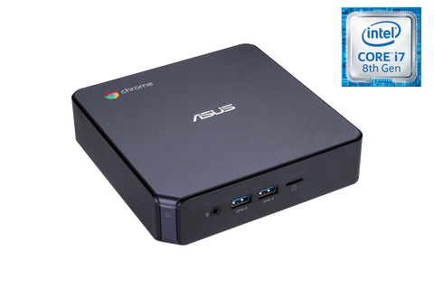 ASUS Chromebox 3-N006U: Intel® Core™ i7 16GB RAM 256GB SSD