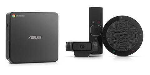 Chromebox for meetings: Standard Solution