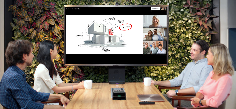 Buy Chromebox for meetings