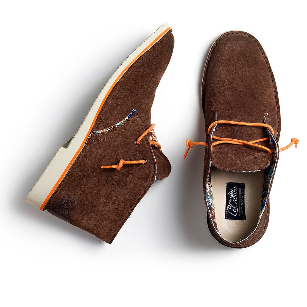 DESERT BOOT ORIGINAL SPRING SUEDE MAN BROWN