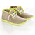 DB 2.0 CANVAS NEON MAN TAUPE/YELLOW