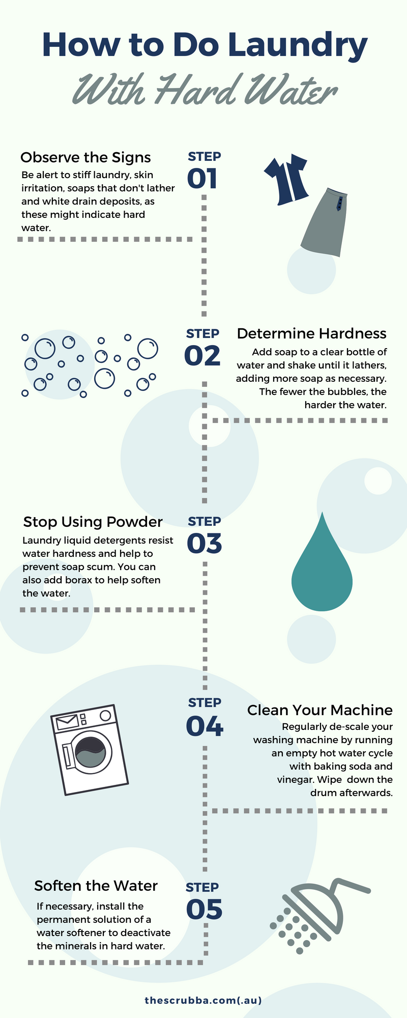 how to change hard water to soft water
