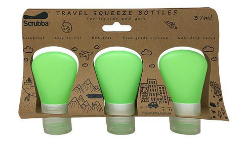 Scrubba Travel Tubes