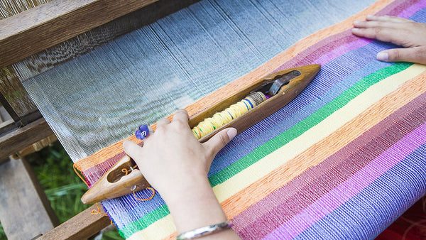 Traditional Weaving - The History of Weaving