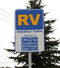 RV Friendly Town