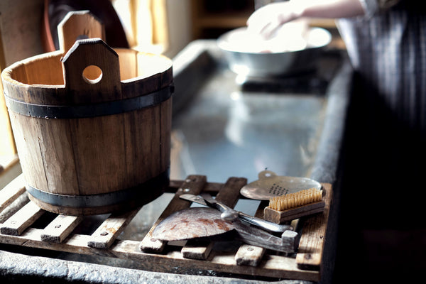 How People Used to Wash: The Fascinating History of Laundry | The