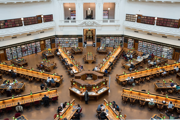 Places to visit in Melbourne - State Library of Victoria