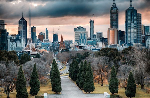 Places to visit in Melbourne - Royal Botanic Gardens