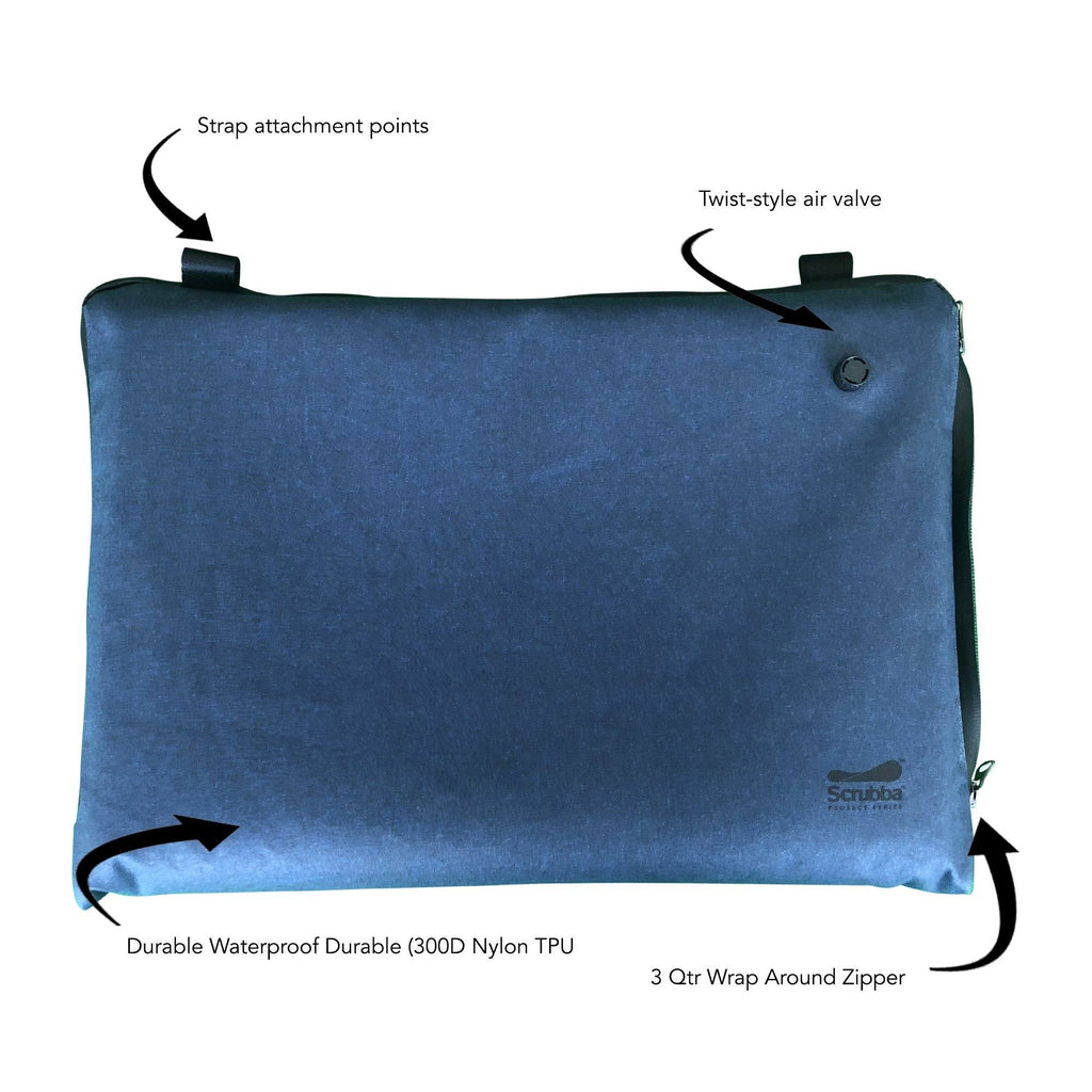 Scrubba Air Sleeve for tablets or laptops