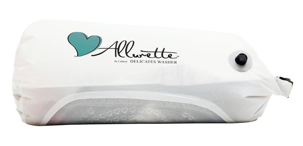 Allurette washer and towel combo