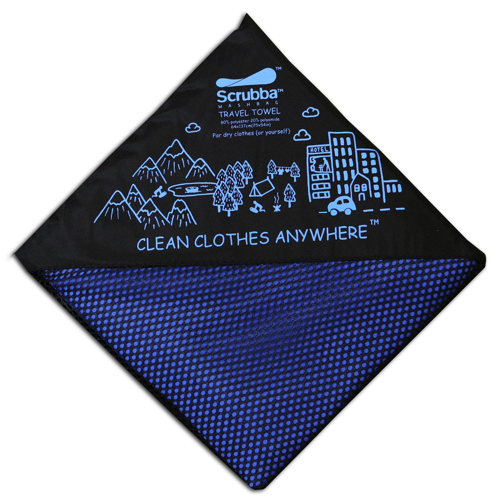 Scrubba XL Travel Towel