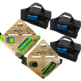 2 x Scrubba Wash Bags + 3 x Packing Cells