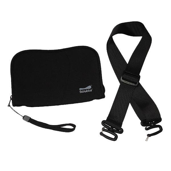 Scrubba Cable Pouch & Shoulder Strap Combo for the Air Sleeve