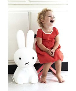 Mr Maria - Miffy Lamp Small  PRE-ORDER for delivery due in late April/early May - Leonardo & Co. - 2