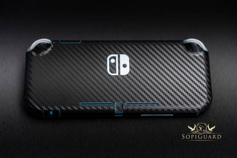Nintendo switch lite sopiguard sticker skin